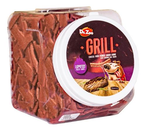 promo golosinas palitos dr. zoo sticks grill lomitos 1,5kg