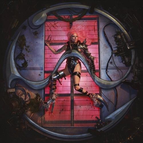 promo lady gaga chromatica (cd) + artpop (cd+dvd)