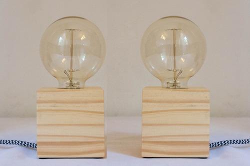 promo lampara cubo