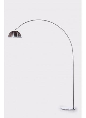 promo lampara de pie arco cromo extensible m