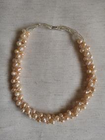42df686a7b4b Collar Perla Cultivo - Collares en Mercado Libre Uruguay