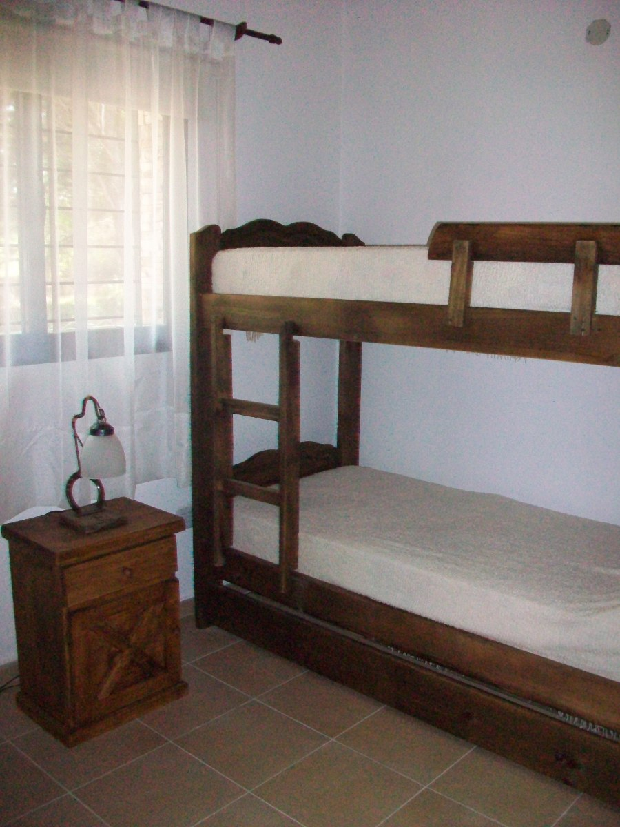 promo marzo.  hermosacabana 2 dormitorios.