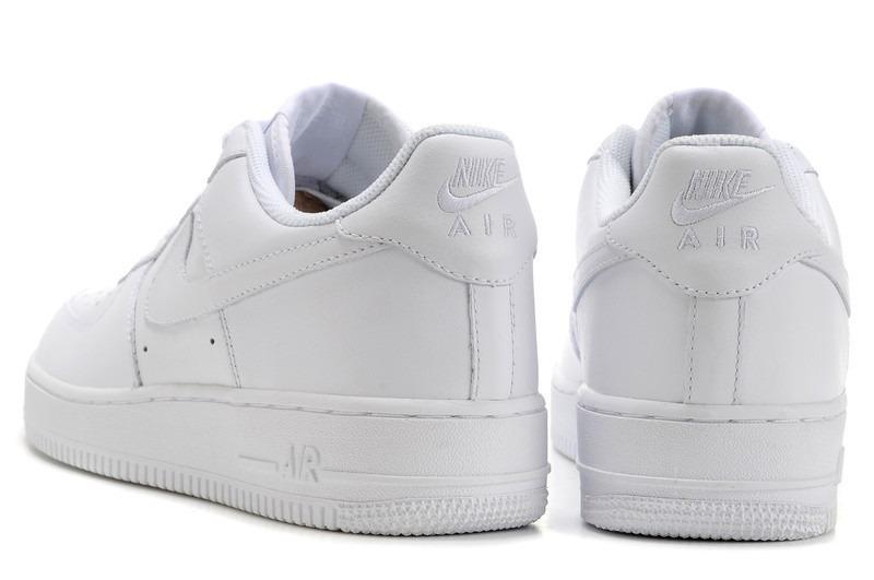 Promo Nike Af1 Air En Force 1 Blancas Mujer Hombre En Air Caja 5ec317