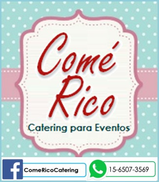 promo oferta p/30 personas!!! come rico catering lunch