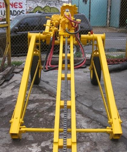 promo perforadora stenuick wagon drill coredrill alto torque