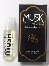 Aceite Promo Musk Al Perfume X4unid Original Extracto 80wkOPn