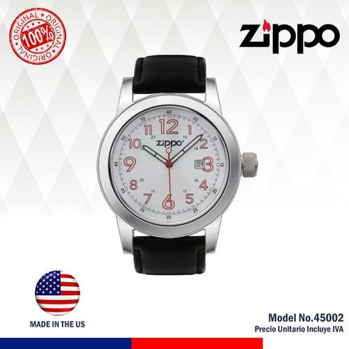 promo reloj zippo 45002 incluye -30% descuento