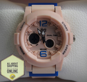 22ede912e257 Reloj Deportivo Mujer Deportivos - Relojes en Mercado Libre Colombia