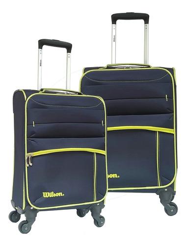 promo set2 maletas viaje wilson ultraligeras cabina y bodega