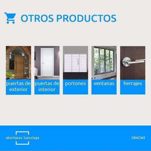 /promo/ ventana madera raja de abrir - cuarto punto 30x100