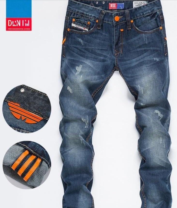 9332c86e44 promoçao calça jeans masculina adids denim !frete gratis! Carregando zoom.