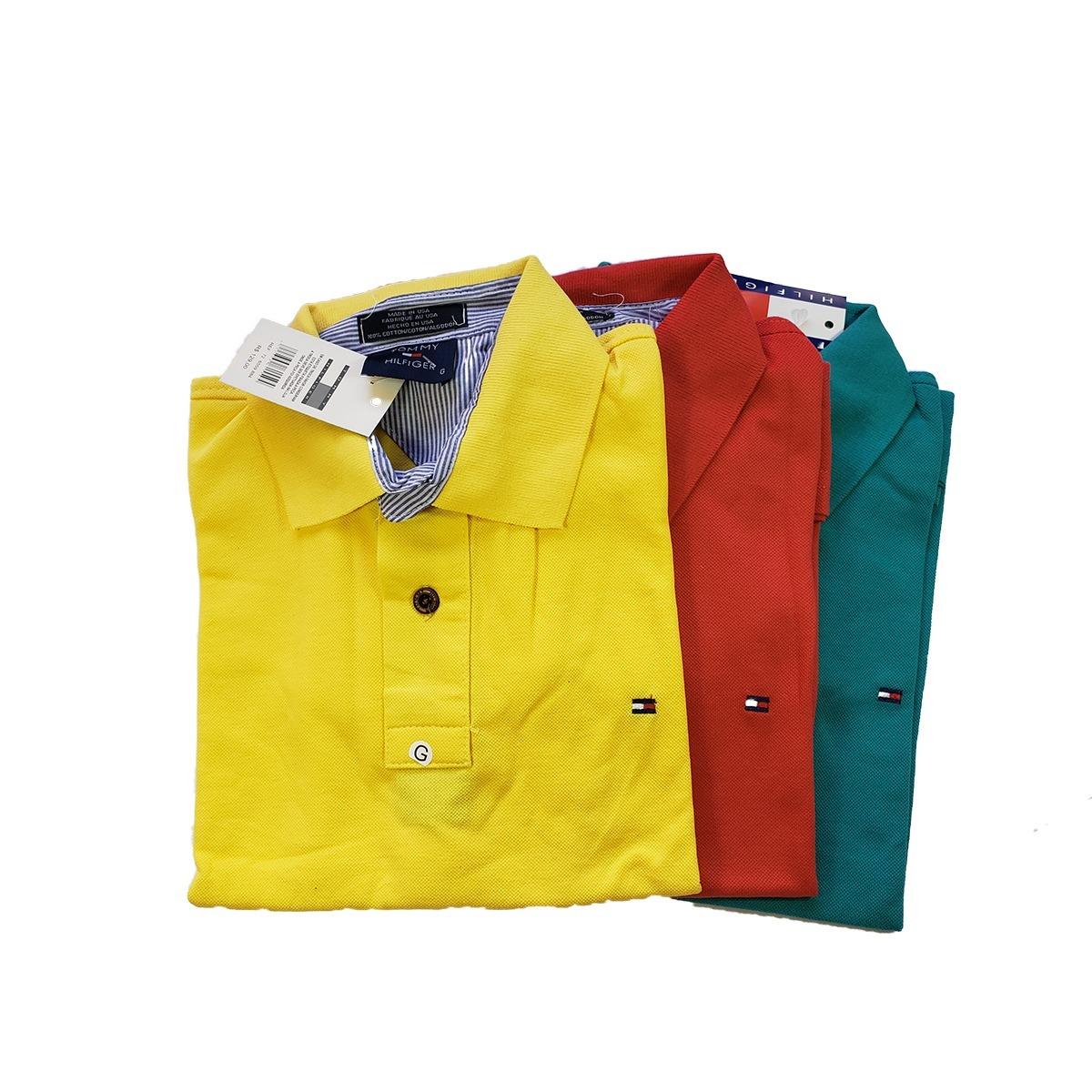 7e0fee5b60 promocao camiseta gola polo lisa kit com 5 preco mais barato. Carregando  zoom.