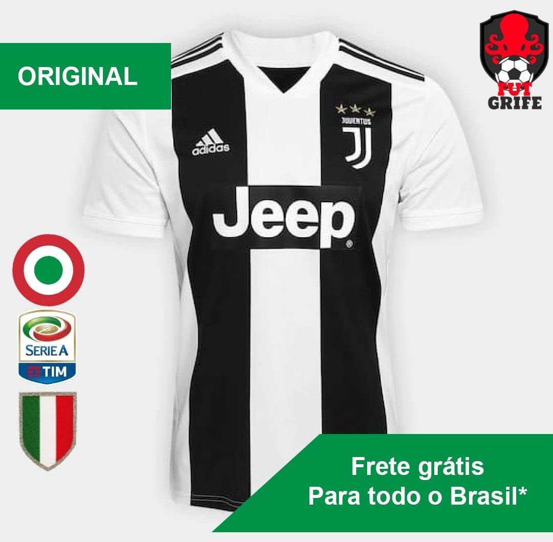36ce860d08 Promoçao Fim Estoque - Camiseta Juventus Cristiano Ronaldo - R  126 ...