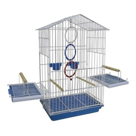 Promoção Gaiola Calopsita Papagaio Maritaca Pássaros Aramado