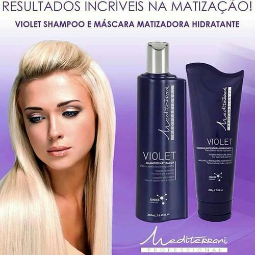 promoçao kitprofissional shampoo e condicionador mediterrani