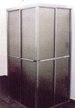 promoçao m²- box banheiro acrílico e alumínio