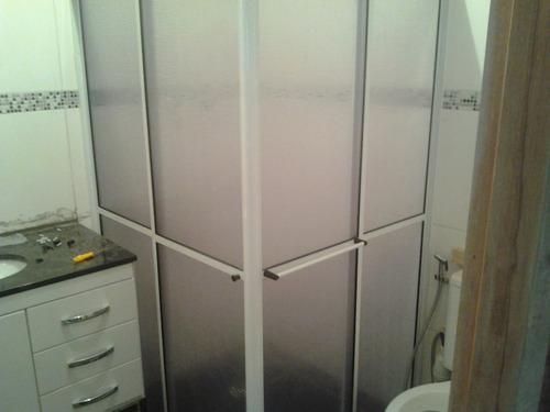 promoçao m²- box de acrílico e vidro para banheiro