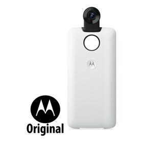 Promoção Motorola Moto Snap Camera 360