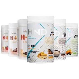Promoção Shake Hinode Kit C/2 Sabores A Sua Escolha