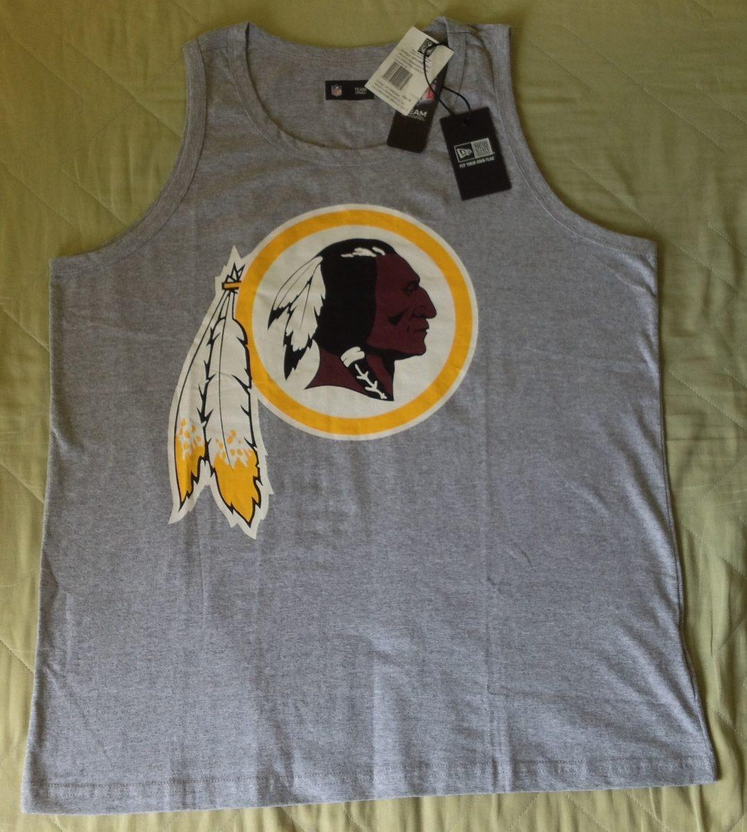 promoçãc! camiseta new era regata nfl washington redskins. Carregando zoom. 349d0a70e630e
