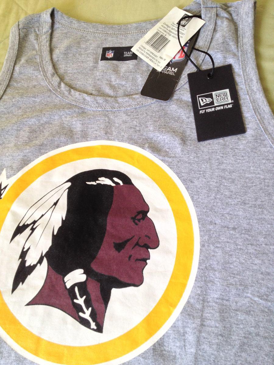 promoçãc! camiseta new era regata nfl washington redskins. Carregando zoom. 04b46bf88bb