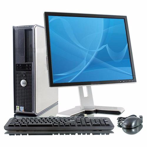 promocion #3 core duo 2.66ghz,4gb,160gb + monitor lcd 17