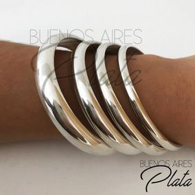 9d4f526c1800 Pulseras Plata Mujer - Pulseras en Mercado Libre Argentina