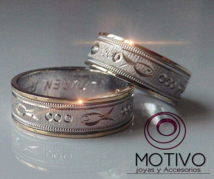 28efefd20a27 Promoción Argollas Matrimonio Plata Y Oro18k + Anillo Obsequ -   560.000 en Mercado  Libre