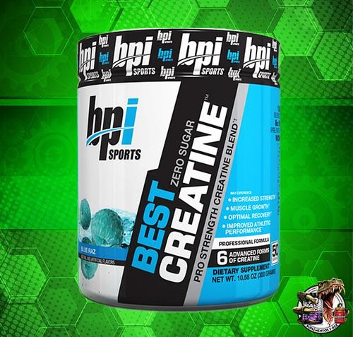 promoción best creatine 50 servicios bpi sports creatina