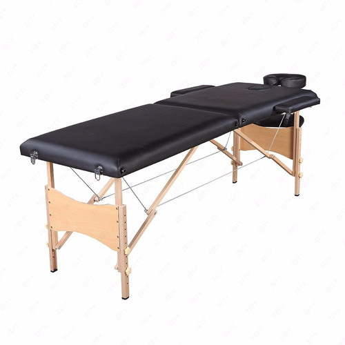 promoción! cama plegable de masajes portátil spa tattoo