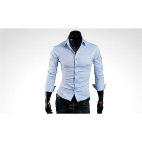 Promocion Camisas Entalladas Slim Fit Para Hombre De Diseño