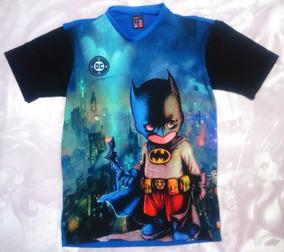 3ac675a13 Camisetas Batman Para Niños en Mercado Libre Colombia