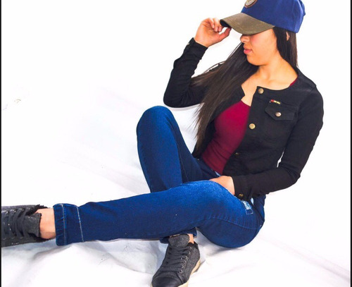 promoción chaquetas mujer juveniles horma lindo exclusivo