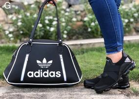 Bolsos Negros Con Taches Hombre Tenis Adidas en Mercado