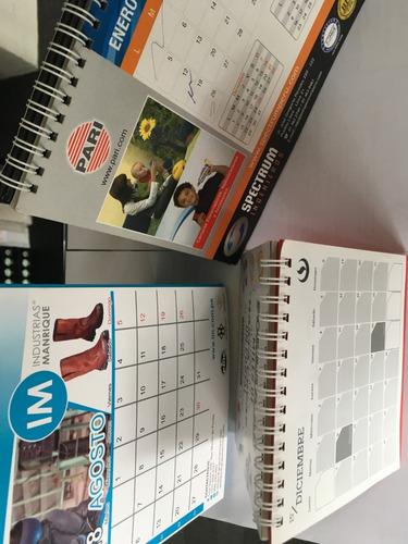 promocion de calendarios 2019
