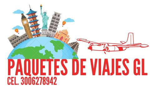 promoción de viajes san andrés, cancún, la guajira, amazonas