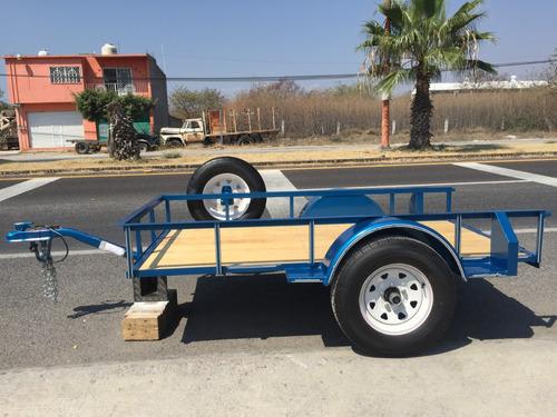 promoción del mes* remolque para motos y carga general