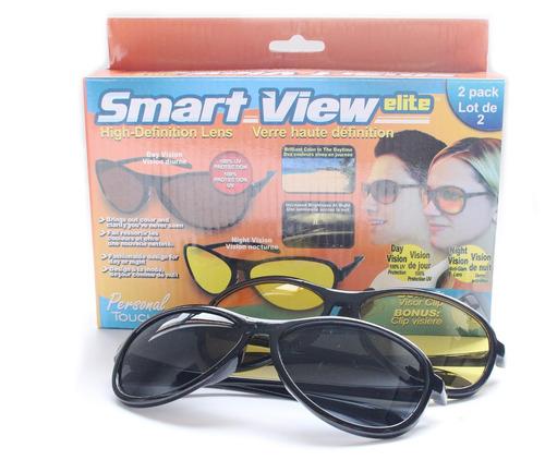 promocion gafas smart view para dia y para noche 2 x 1