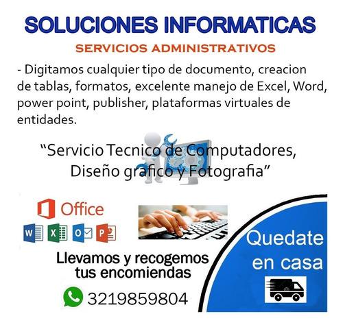 promocion gratis domicilio- tecnico en sistemas