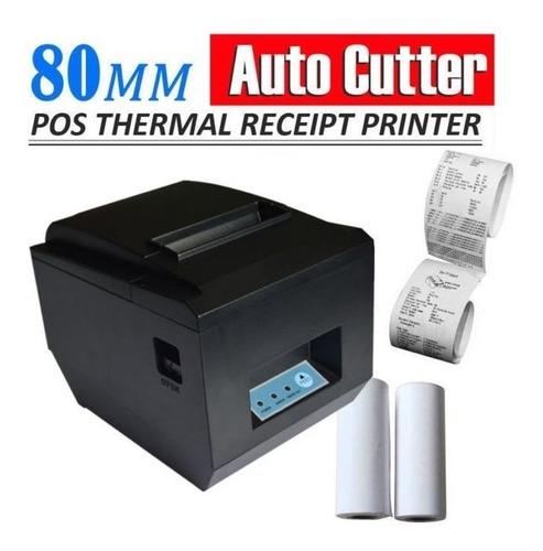 promocion impresora termica 80mm usb punto de venta