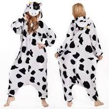 promocion kigurumi pijama cosplay disfraz vaca ent inmediata