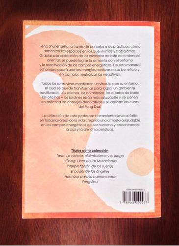 promoción libro feng shui - arte oriental - lucrecia pérsico