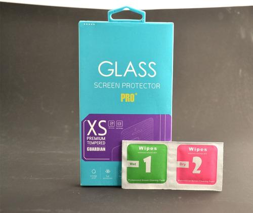 promocion mica cristal y funda de silicon para celular htc