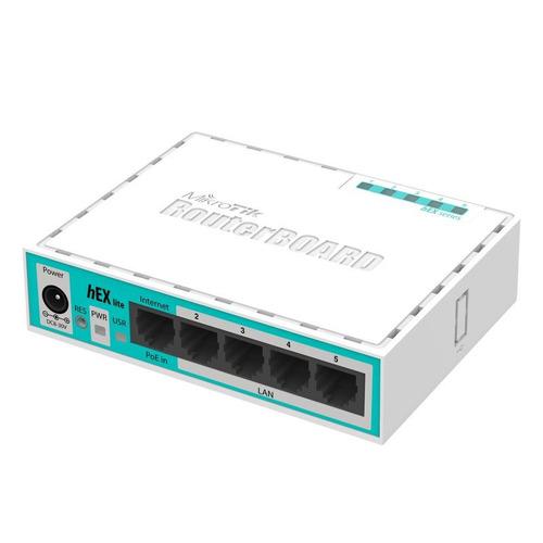 [promocion] mikrotik rb750 r2 hex + configuracion hotspot: t