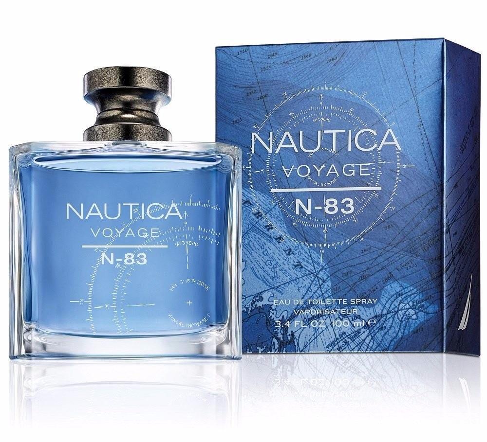 promoción nautica voyage n 83 caballero 100 ml edt spray