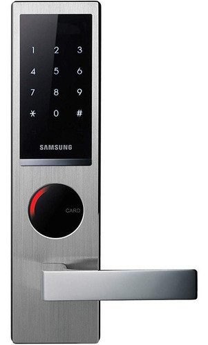 promoción samsung shs-h635/shs-6020 cerradura digital nueva