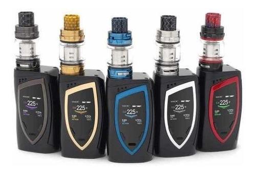 promoción smok devilkin kit 225w + baterías + e-liquid
