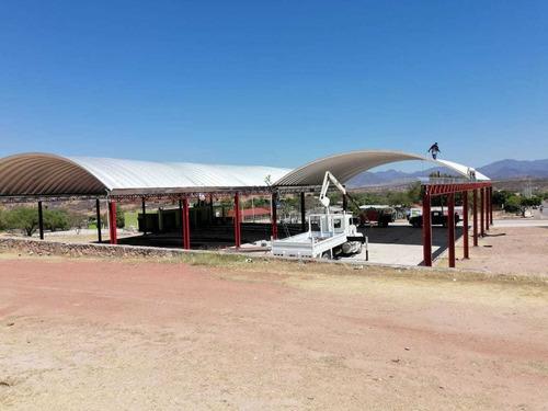promoción ¿techos curvos