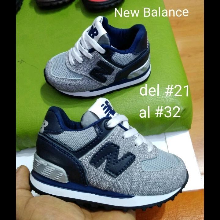 new balance 21 niña