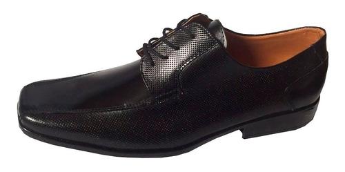 promoción zapato elegante  hombre negros y marron 100% cuero